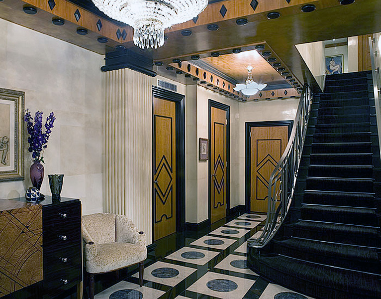 Apartment Foyer Design
