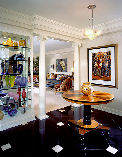upper eastside apartment interior design